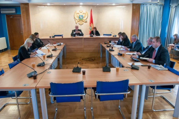 65th meeting of the Committee on Political System, Judiciary and Administration held