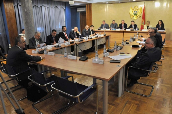 Fourth meeting of the Committee on Security and Defence held