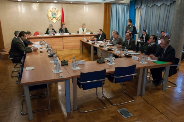 32nd meeting of the Security and Defence Committee held