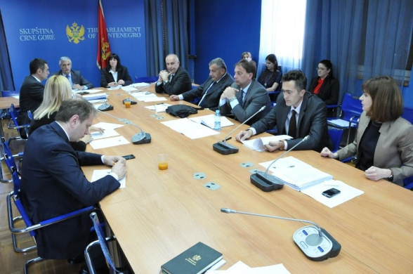 34th meeting of the Administrative Committee held