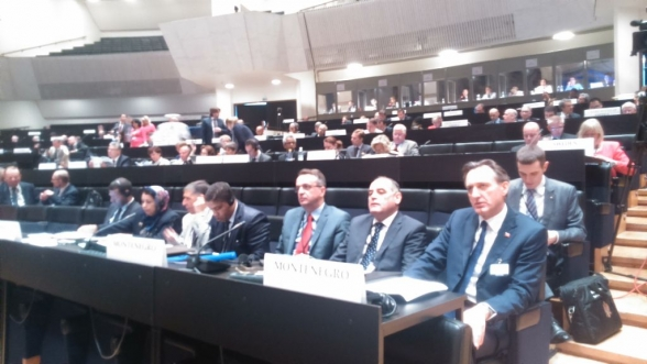 Continuation of the 24th Annual Session of the OSCE PA