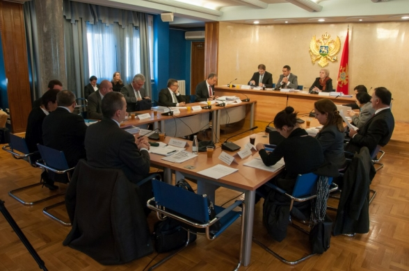 124th meeting of the Committee on Economy, Finance and Budget ends