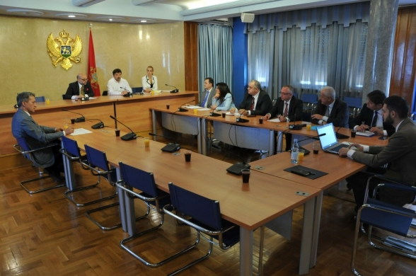 Committee on International Relations and Emigrants holds its 56th meeting
