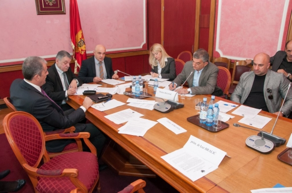 Commission for Monitoring and Control of privatization Process started its 17th meeting
