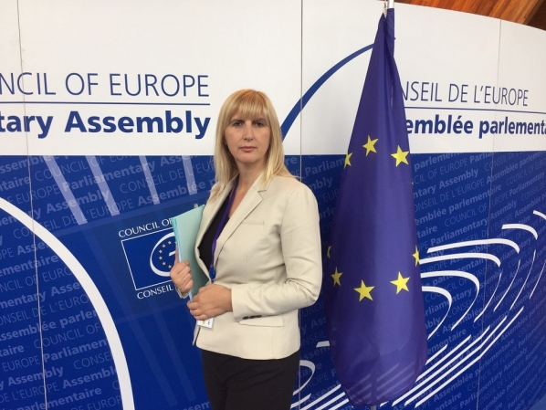 Autumn Session of the Parliamentary Assembly of the Council of Europe begins