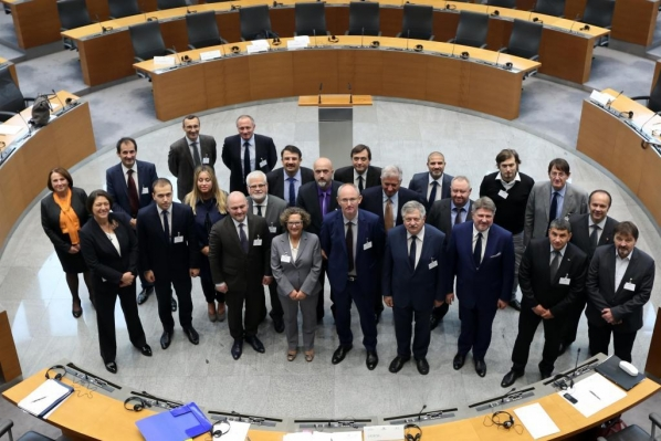 Meeting of the General Committee of CEI-PD held