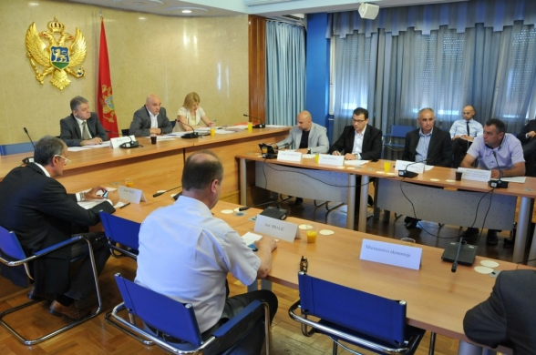 Commission for Monitoring and Control of the Privatisation Procedure holds its 22nd meeting