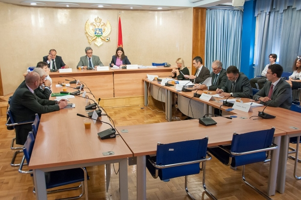 Twelfth meeting of the Inquiry Committee for the purpose of collecting information and facts on the events relating to the work of state authorities regarding publishing of audio recordings and transcripts from the meetings of DPS authorities and bodies held