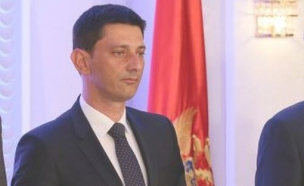 President of the Parliament congratulates Day of the Army of Montenegro